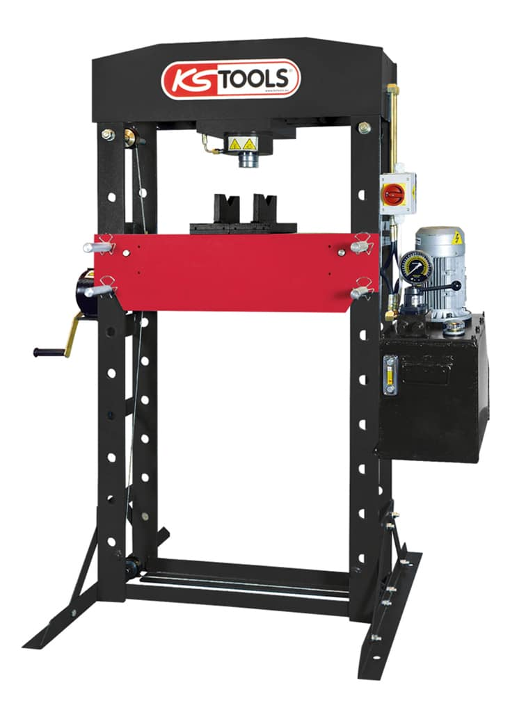 Presse hydraulique 50 Tonnes motorisée
