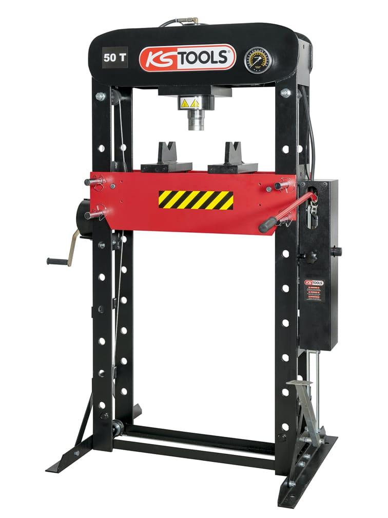 Presse hydraulique 50 Tonnes