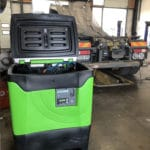 Application en garage poids lourds