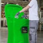 Fontaine Bio 60 litres en action