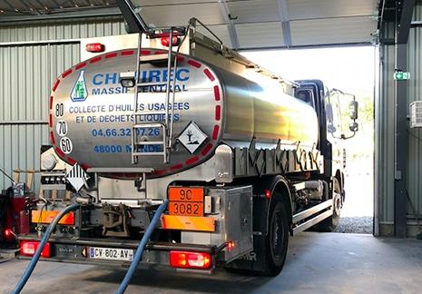 Fontaines de nettoyage biologique gestion déchets auvergne